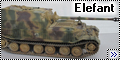 Dragon 1/35 Elefant