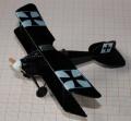 """Revell 1/72 Albatros D.III - """"Плохая"""" модель"""