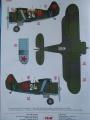 Обзор ICM 1/48 Поликарпов И-153 Чайка