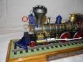Modelik 1/25 Паровоз Central Pacific №60 Jupiter