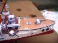 Самодел 1/200 Крейсер Аврора