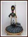 EK Castings 54mm Унтер-офицер Лейб-гвардии Преображенского полка, 1802г.